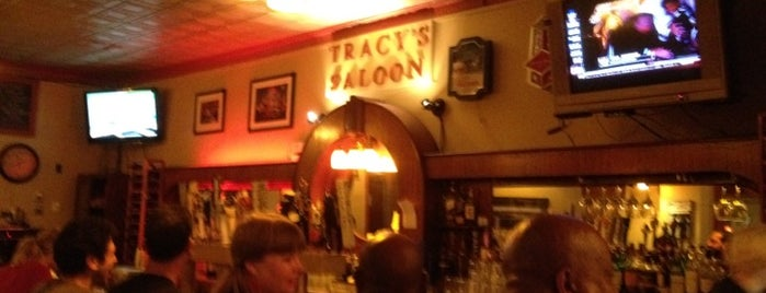 Tracy's Saloon is one of The 15 Best Places for Bar Food in Minneapolis.