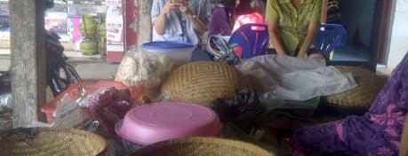 Bubur Sagu is one of Pekalongan World of Batik.