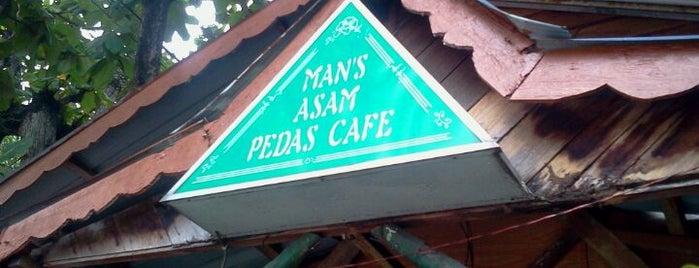 Asam Pedas Man Cafe Kg Baru is one of Makan @ KL #1.