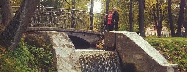 Arkādijas parks is one of UltimateRiga in 128 steps.
