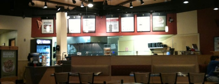 Qdoba Mexican Grill is one of Vegan Friendly.