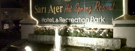 Sari Ater Hotel & Resort is one of Bandung Tourism: Parijs Van Java.