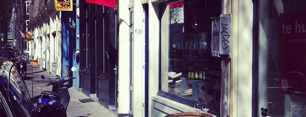 Sprezzatura Enoteca Italiana is one of Amsterdam.