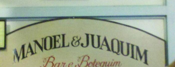 Manoel & Juaquim is one of Rio 2013.