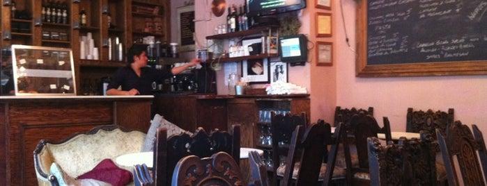 Arte Around the Corner is one of NY Espresso.