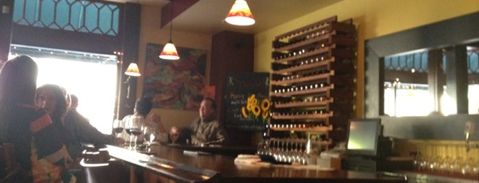 Cafe Meuse is one of Wine Bars in SF.
