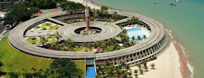 Tropical Hotel Tambaú is one of João Pessoa #4sqCities.