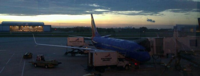 Flughafen Tampa (TPA) is one of World Airports.