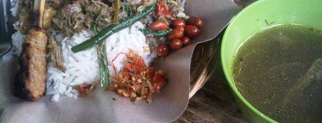 """Warung Andri Lawar Kuwir is one of Bali """"Jaan"""" Culinary."""