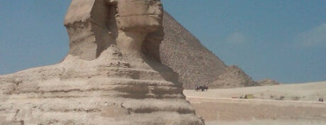 Great Sphinx of Giza is one of Best of World Edition part 3.