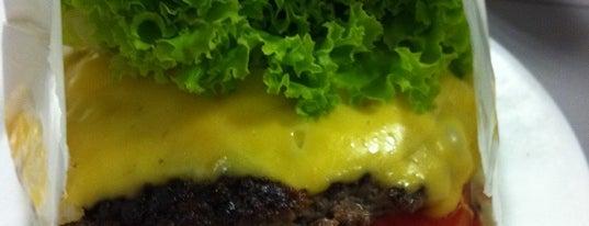 Chicohamburger is one of Hamburguerias.