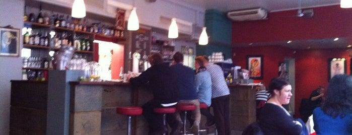 Café Bar 9 is one of I  BRUNCH.