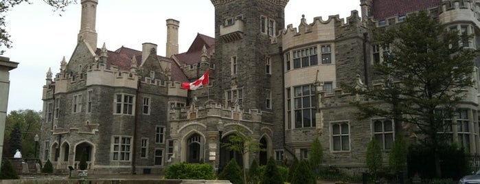 Casa Loma is one of Canada Favorites.