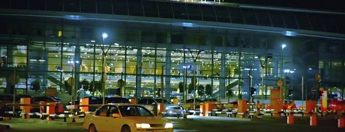 Domodedovo International Airport (DME) is one of Airports in Europe, Africa and Middle East.