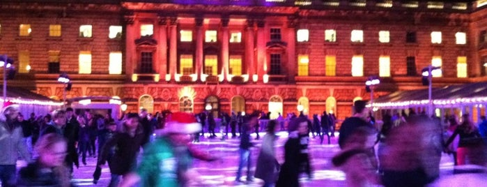 SKATE at Somerset House is one of Evermade.com.