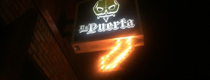 La Puerta is one of Favorite Haunts Insane Diego.
