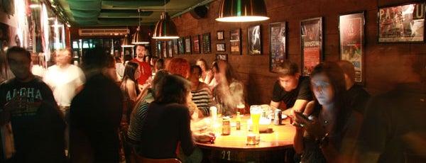 Celtic Irish Pub is one of Belo Horizonte - Bares campeões 2011/2012.