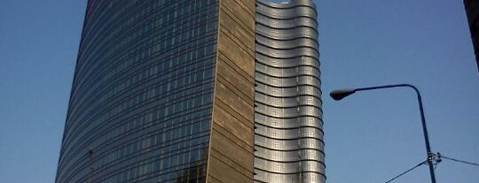Unicredit Tower is one of Best places in Milan.