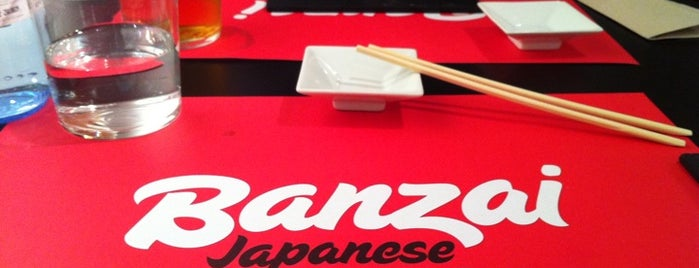 Banzai Sushi Bar is one of AUnaMilla.