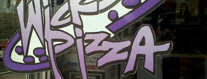 Wick's Pizza Parlor & Pub is one of Best of 2012 Nominees.