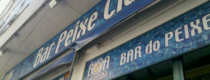 Bar do Peixe is one of Centro / Lapa.
