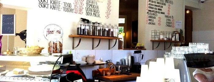 Shabaz Kaffebar is one of coffee.