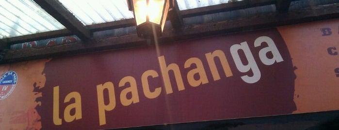 La Pachanga is one of Favorite Nightlife Spots.