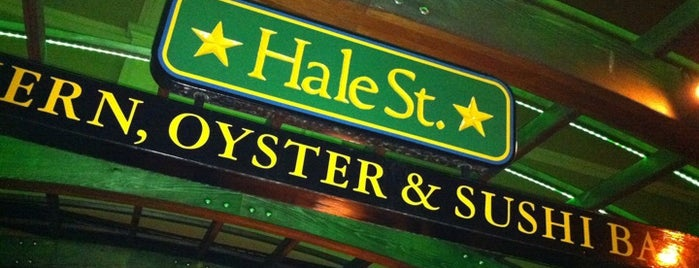 Hale St Tavern And Oyster Bar is one of Kids Eat Free.