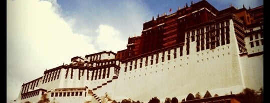 Potala Palace is one of Places To See Before I Die.