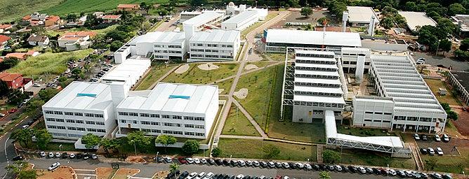 Pontifícia Universidade Católica de Campinas (PUC-Campinas) is one of CAMPINAS.