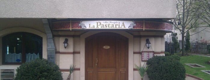 La Pastaria is one of Favorite Restaurants.