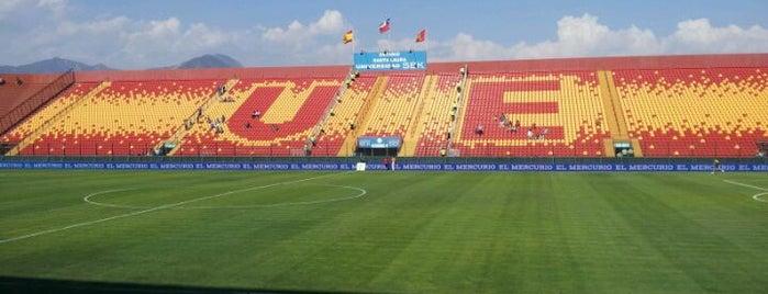 Estadio Santa Laura - Universidad SEK is one of Estadios.