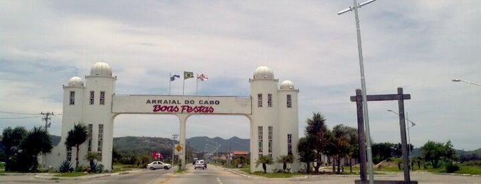 Arraial do Cabo is one of Região dos Lagos.