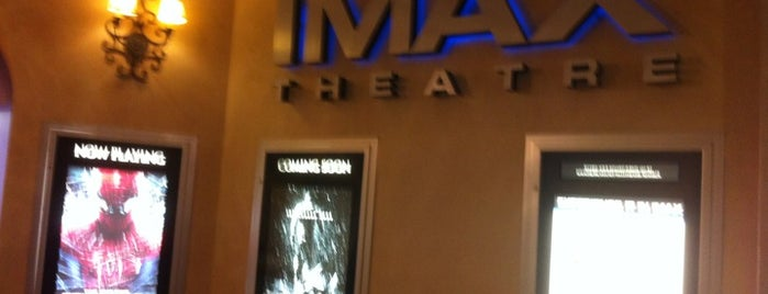 IMAX Theatre at Tropicana Casino & Resort is one of Wishlist.