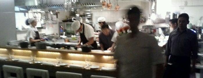 Aldea is one of NYC Restaurant Week Uptown.
