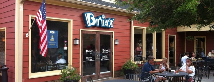 Brixx Wood Fired Pizza is one of The 15 Best Places for a Tequila in Charlotte.