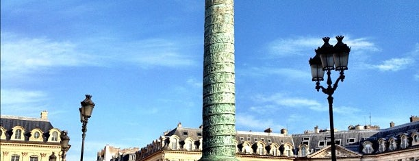 Place Vendôme is one of World Sites.