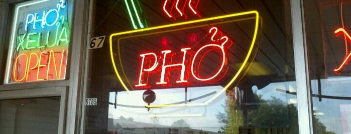 Eden Center is one of Essential Pho Restaurants Around D.C..