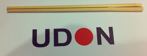 UDON is one of My all-time favorites in BCN.