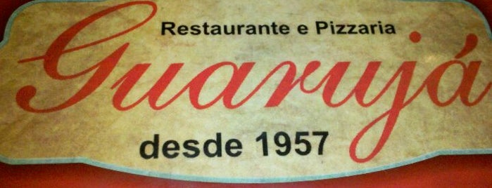 Restaurante e Pizzaria Guarujá is one of Para comer: Pizza.