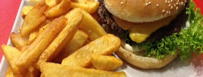 Burgerium is one of Berlins Best Burger.