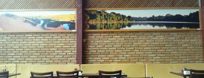 Cabana do Lago is one of Associação dos Restaurantes da Boa Lembrança.