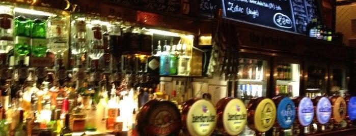 Porterhouse is one of London's Best Pubs - 2013.