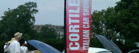 The Cortile @ The PVGP is one of PVGP Schenley Park International Car Shows.