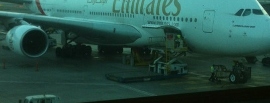 Dubai International Airport (DXB) is one of I Love Airports!.