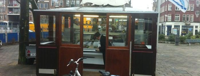 Haringhandel Van Dok is one of Guide to Amsterdam's best spots.