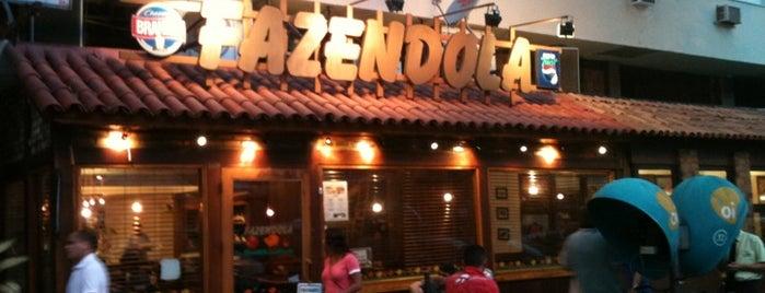 Fazendola Restaurante is one of RIO - Quero ir.