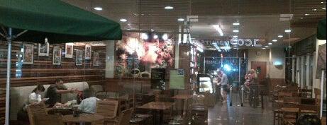 Starbucks is one of Venue Of Mal Bali Galeria.