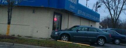 M&K Liquor Store is one of q.