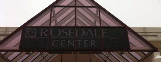 Rosedale Center is one of White Bear Lake Area Hot Spots.